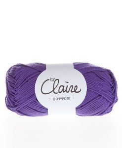 byclaire cotton 015 violet