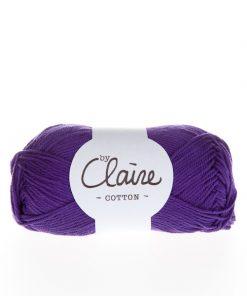 byclaire cotton 016 purple