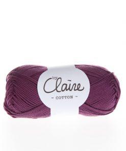 byclaire cotton 018 plum