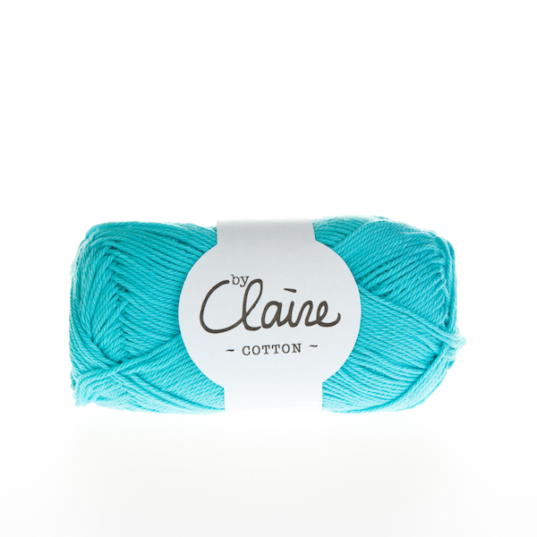 byclaire cotton 029 sea blue