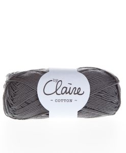 byclaire cotton 055 dark grey
