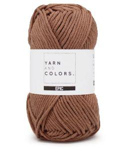 yarns and colors epic teak