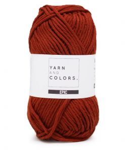 yarns and colors chestnut