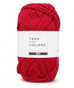 yarns and colors raspberry