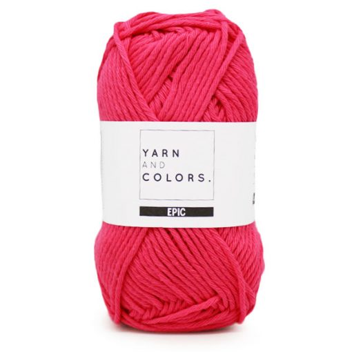 yarns and colors girly pink