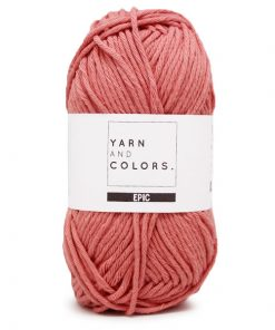 yarns and colors epic old pink