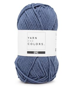 yarns and colors denim