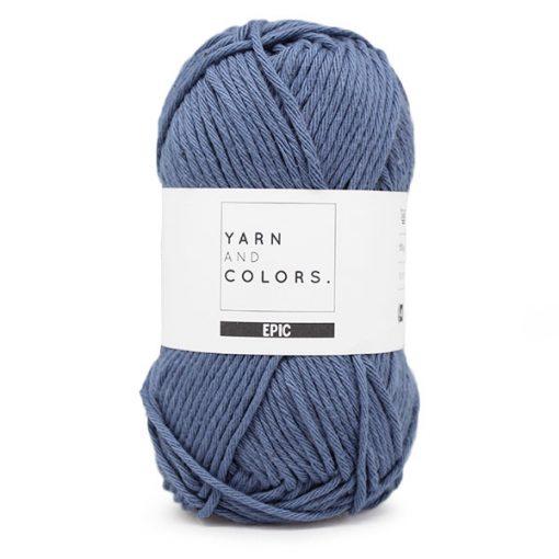 yarns and colors denim