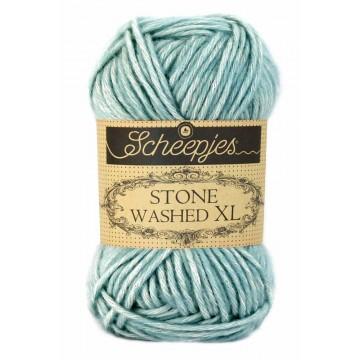 stone washed xl amazonite 853