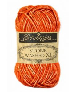 stone washed xl coral 856