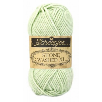 stone washed xl new jade 859