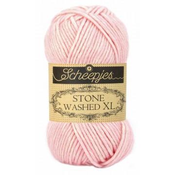 stone washed xl rose quartz 860