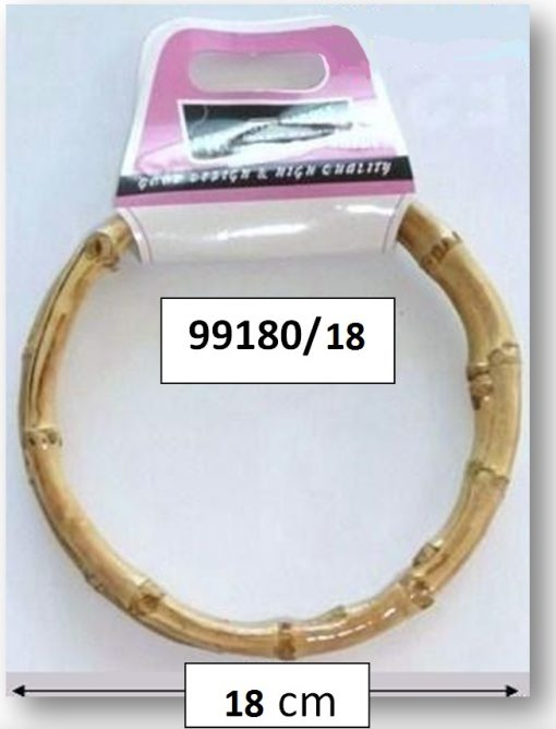 99180-18 bamboe rond