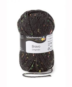 SMCBravo Charcoal Neon Tweed 8329