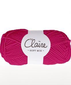 byclaire softmix 8 bright pink