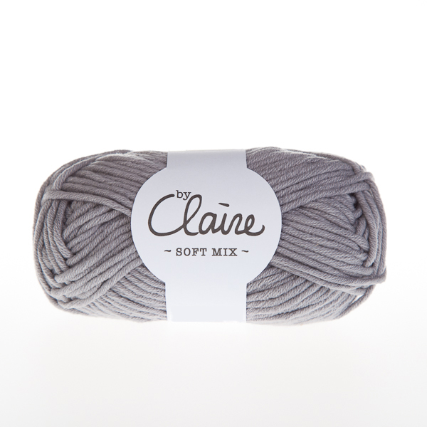 byclaire softmix 44 grey