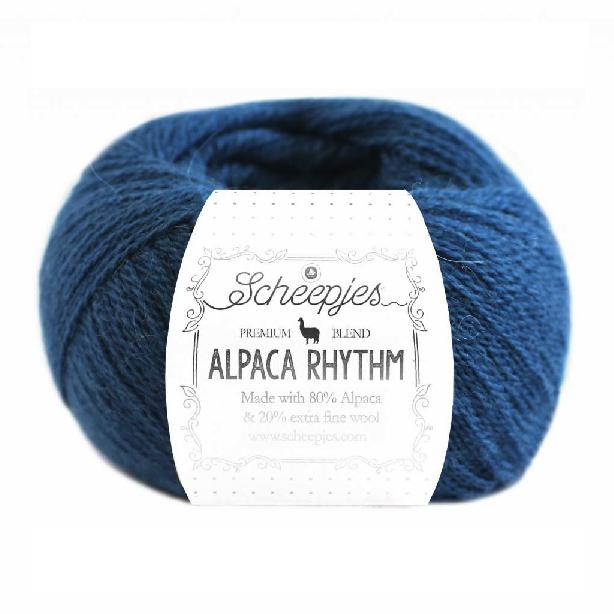 scheepjes alpaca rhythm 657 charleston
