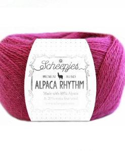 scheepjes alpaca rhythm 666 merengue