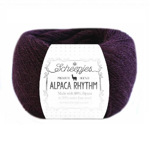 scheepjes alpaca rhythm 662 paso