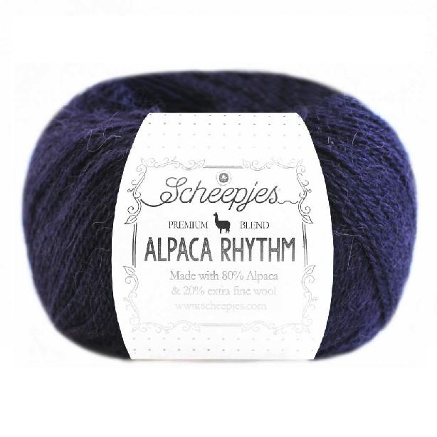 scheepjes alpaca rhythm 661 vogue