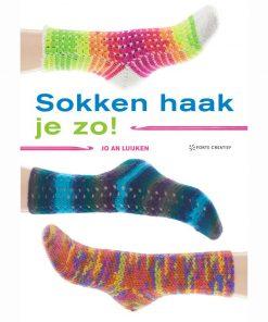sokken haak je zo - Jo An Luijken