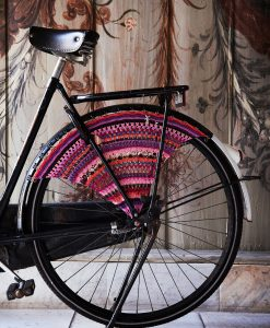 Wheel Guard kit Artist Bicycle Dress - Mondriaan