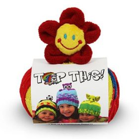 DMC Top This kindermuts met bloem