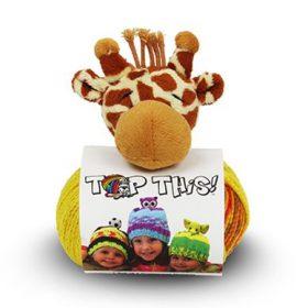 DMC Top This kindermuts met giraffe