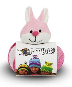 DMC Top This kindermuts met konijn