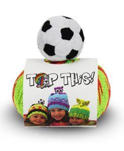 DMC Top This kindermuts met voetbal