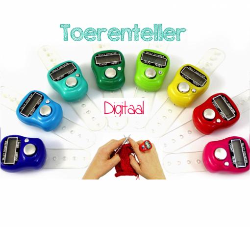 Opry digitale toerenteller