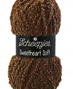 Scheepjes Sweetheart Soft Bruin 26