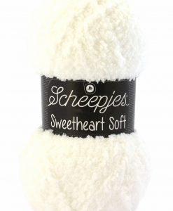 Scheepjes Sweetheart Soft Creme 01