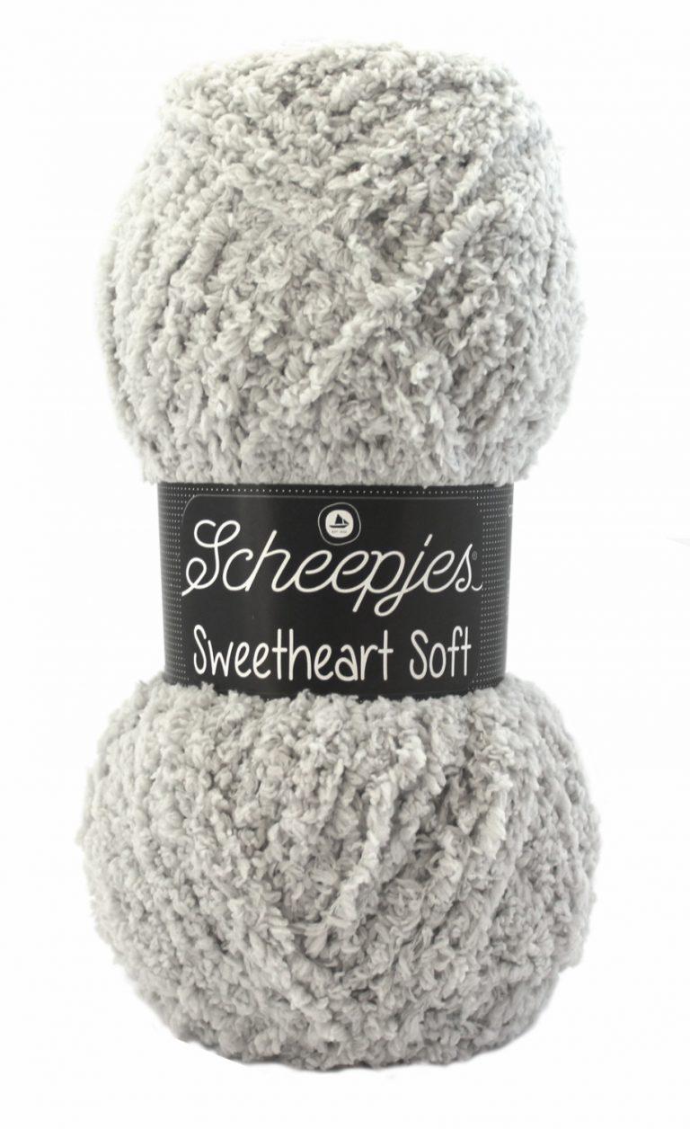 Scheepjes Sweetheart Soft Licht Grijs 02