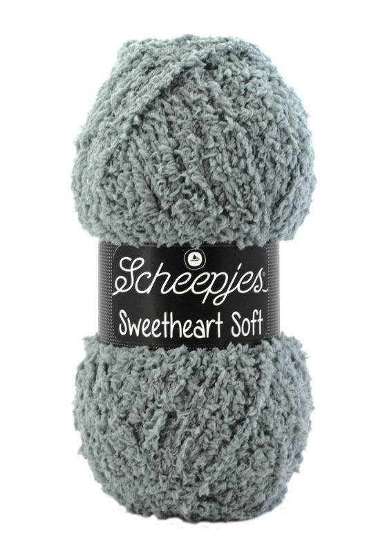 Scheepjes Sweetheart Soft Grijsblauw 03
