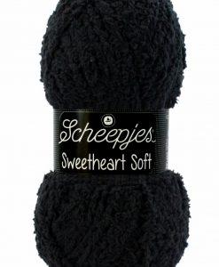 Scheepjes Sweetheart Soft Zwart 04