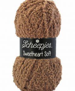 Scheepjes Sweetheart Soft Bruin 06