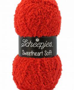 Scheepjes Sweetheart Soft Rood 11