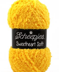 Scheepjes Sweetheart Soft Geel 15