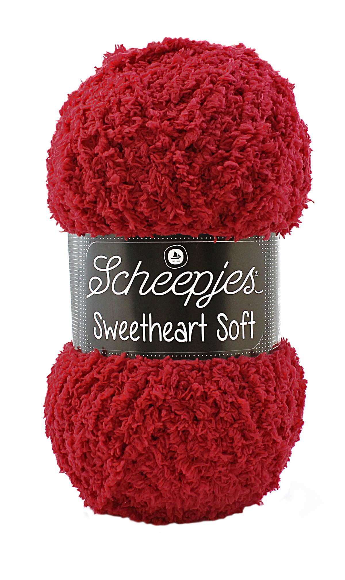 Scheepjes Sweetheart Soft Bordeaux 16