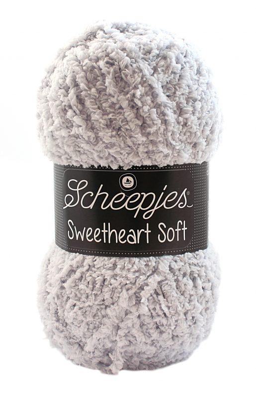 Scheepjes Sweetheart Soft Grijs 19