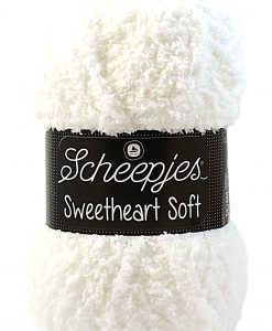 Scheepjes Sweetheart Soft Wit 20