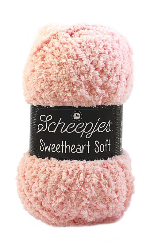 Scheepjes Sweetheart Soft Roze 22
