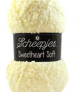 Scheepjes Sweetheart Soft Licht Geel 25