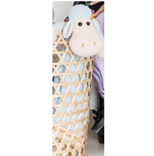 Garenpakket Woolytoons Knuffeldeken Suzi het schaap met gratis vulling!