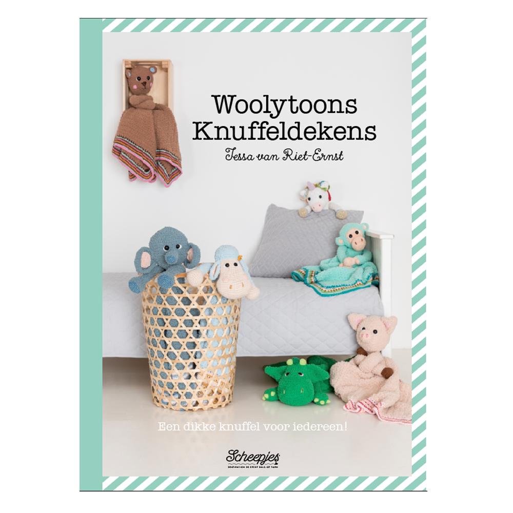 woolytoons knuffeldekens haken