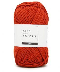 Yarns and Colors Epic Brick