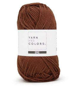 yarns and colors epic brunet