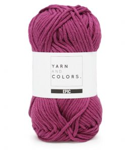 yarns and colors epic plum
