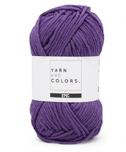yarns and colors epic amethyst